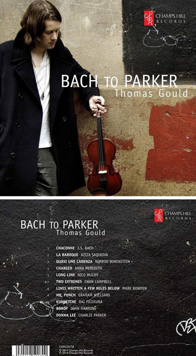 BACH-TO-PARKER